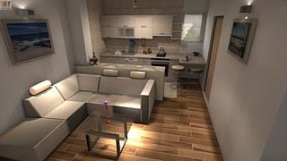 Rzetelne projektowanie wnętrz mieszkalnych
